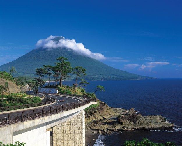 開聞岳 - 鹿児島県観光サイト/かごしまの旅