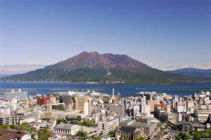 桜島 - 城山展望台