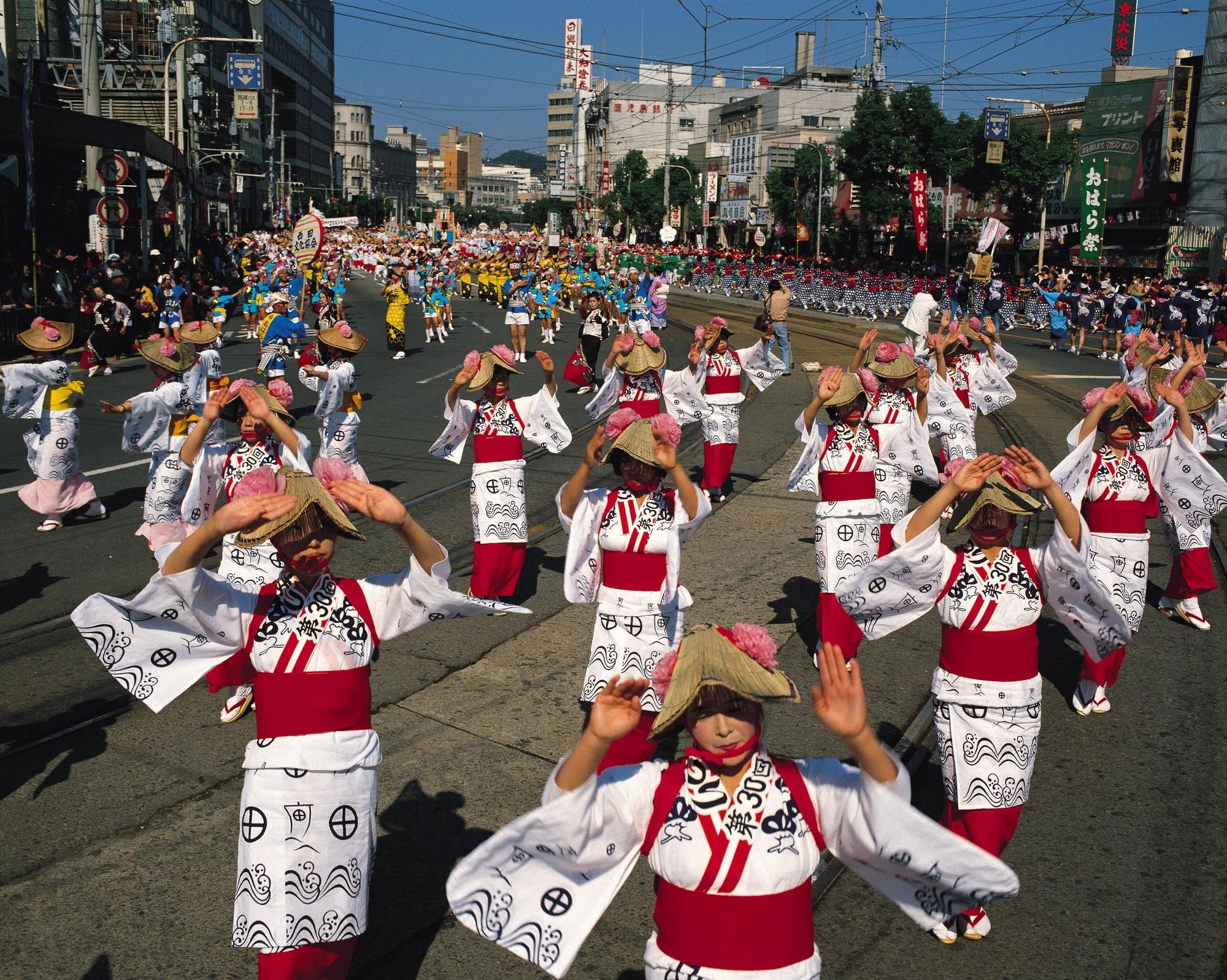 おはら祭り|公益社団法人 鹿児島県観光連盟